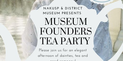 Museum Founders Tea Party