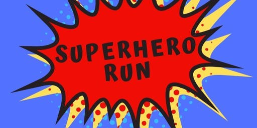 Mt. Mahogany Elementary's Superhero Run!!