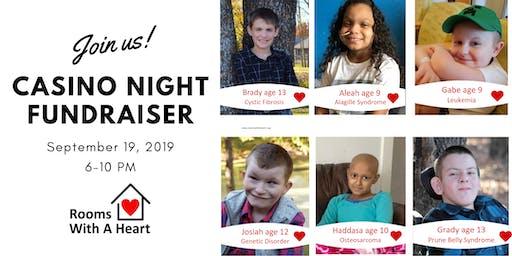 2019 Casino Night Fundraiser