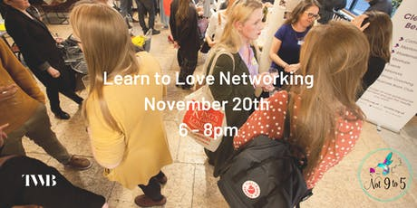 Learn to Love Networking tickets