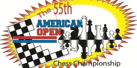 55th Annual American Open Chess Championship - Main Tournament  tickets