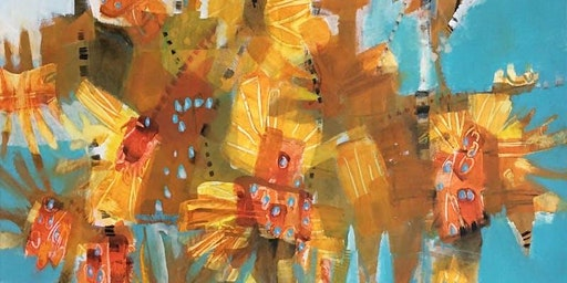 Kathleen Mooney-Contemporary Watercolor