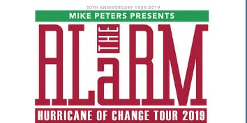 Mike Peters presents The Alarm - Hurricane Of Change Tour 2019 !SOLD OUT!