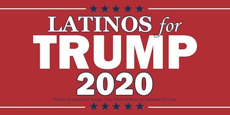 Latinos for Trump Meet up in San Antonio TX tickets
