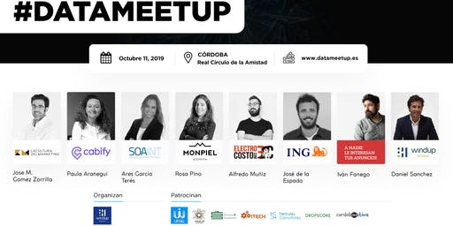 #datameetup.es '19 | Digital Marketing Conference | Córdoba