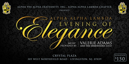 Alpha Alpha Lambda's Evening of Elegance