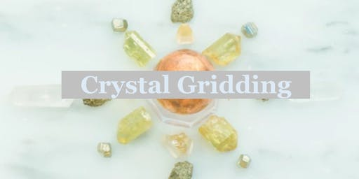 Crystal Gridding with Gabrielle