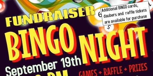 Fundraiser Bingo Night