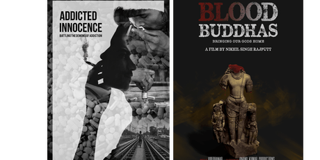CSAFF: Short Films Session 5 (Addicted Innocence, Blood Buddhas) tickets