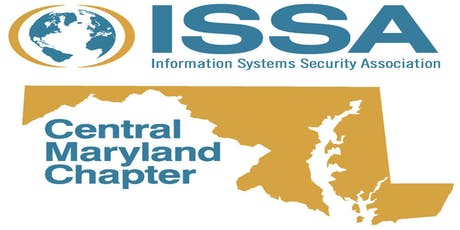 ISSA Central MD Meeting October 8th: IAM Security for the Cloud tickets