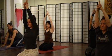 Do You Flow Yoga tickets