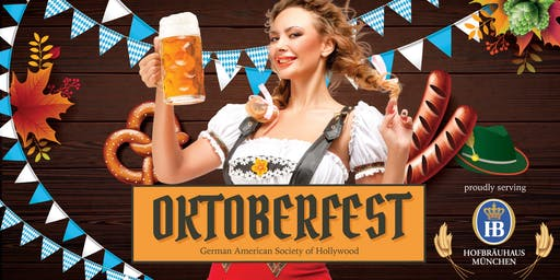 Oktoberfest at the German American Society of Hollywood