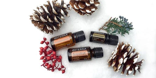 doTERRA Holiday Pop up shop - Eagles Club - Chippewa Falls, WI