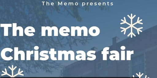 The Memo: Christmas fair