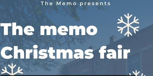 The Memo: Christmas fair