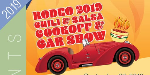 Rodeo Chili & Salsa Cook Off and Car Show