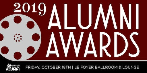 2019 West Coast University Alumni Awards