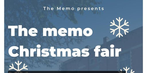 The Memo: Christmas Fair (Sunday)