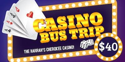 The Harrah's Cherokee Casino Bus Trip