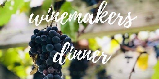 SCV Winemakers Dinner