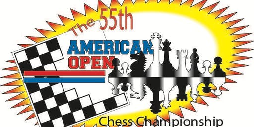 American Open Chess Championship - Scholastic Tournament
