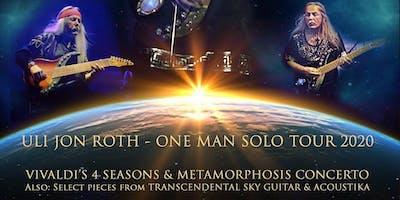 Uli Jon Roth: One Man Solo Tour
