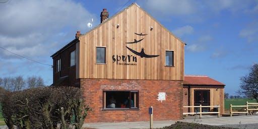 Birdwatching Class: Spurn and Kilnsea