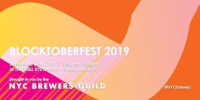 event image Blocktoberfest 2019  - NYC Back Yard Bash!