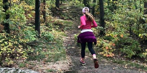 Wild Blue Mindfulness Sunday Morning Trail Runs