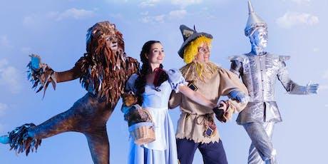 Ballet theatre UK - The Wizard of Oz tickets