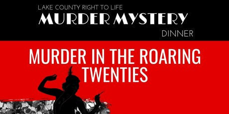 Murder Mystery Dinner- 1920s tickets