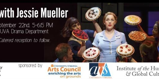 SOLD OUT- Broadway Talks Back with Tony Winner Jessie Mueller