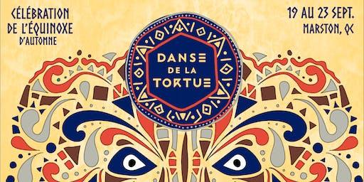 DANSE DE LA TORTUE // TURTLE DANCE 2019 x