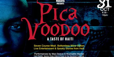 Pik-A-Voodoo A Haitian Pop-up Dining Experience