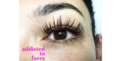 Combo Classic & Volume EyeLash Extension Training Workshop- Palmdale, CA
