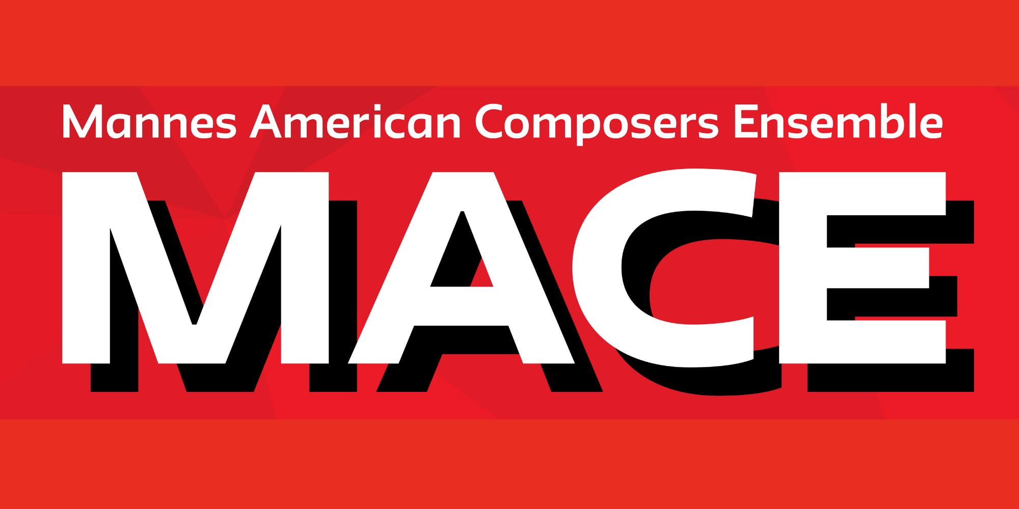 MACE (Mannes American Composers Ensemble)
