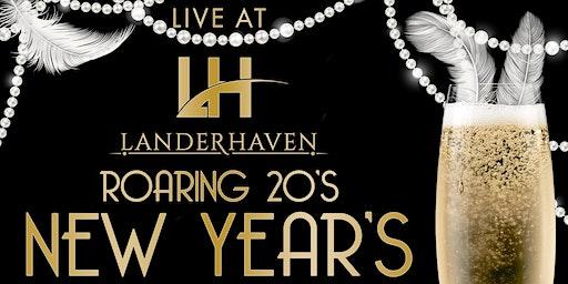 NYE 2020 - Celebrating 60 Years of Landerhaven's NYE Parties