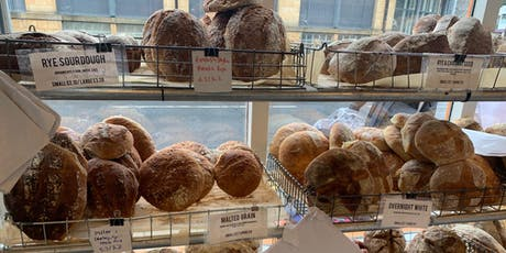 Bread Making with Filberts Bakery tickets