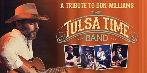 The Tulsa Time Band. A tribute to Don Williams