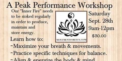 Breath, Balance & Alignment