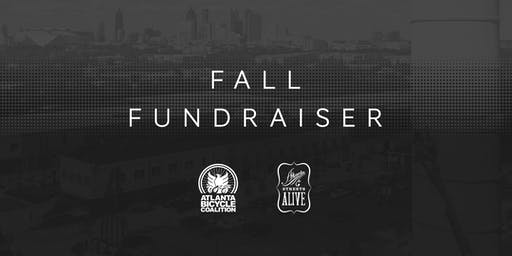 Atlanta Bicycle Coalition's 2019 fall fundraiser | Become a sponsor