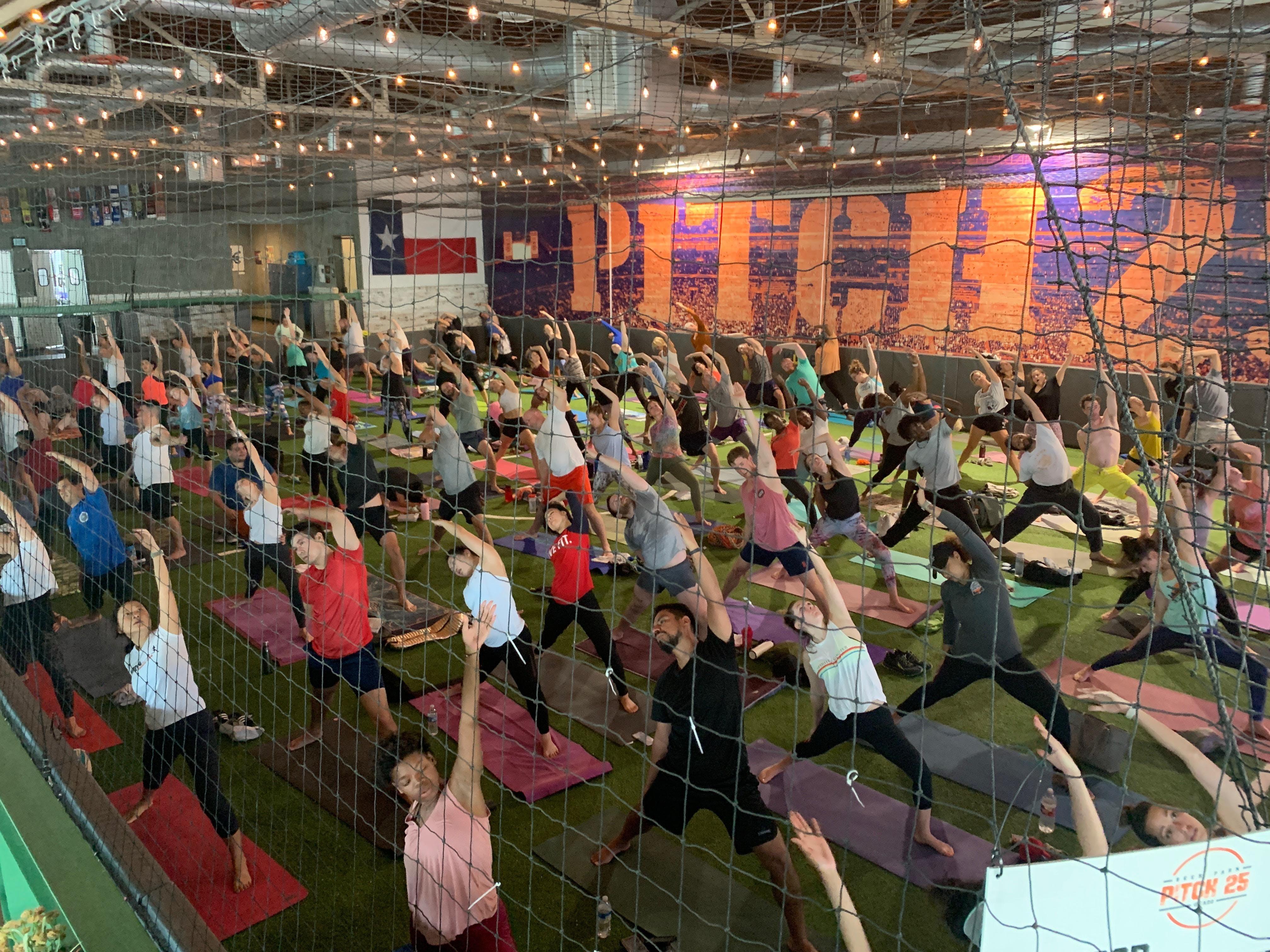 Free Yoga Sundays