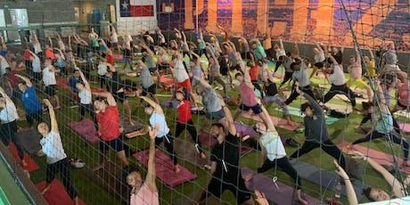 Free Yoga Sundays tickets