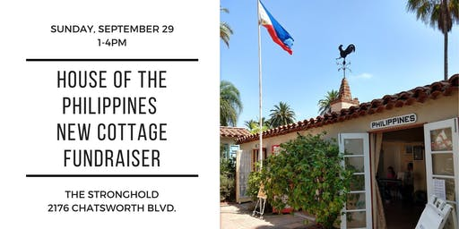 House of Philippines New Cottage Fundraiser