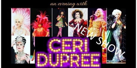 Evening With Ceri Dupree tickets