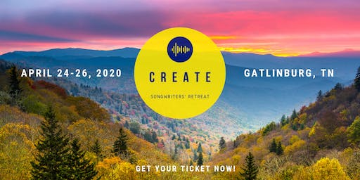 CREATE Songwriter Retreat