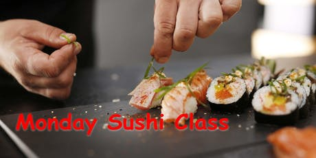 Monday Sushi Class tickets