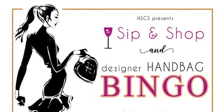 HSCS Handbag Bingo tickets
