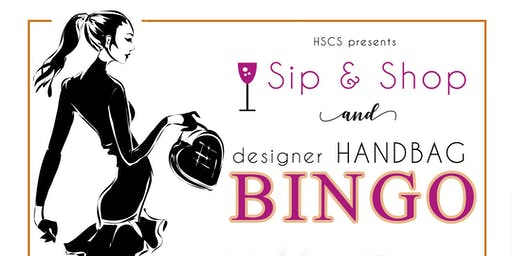 HSCS Handbag Bingo