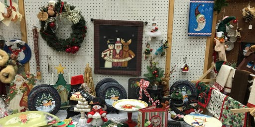 Holiday Extravaganza -- Coral Springs Chapter --Southern Handcraft Society